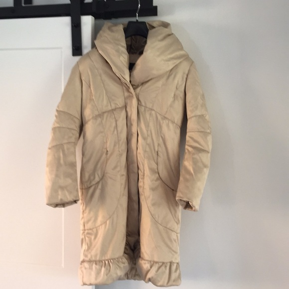 Elie Tahari Jackets & Blazers - Elie Tahari puffer cocoon down fill coat S Elissa